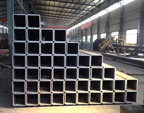建筑钢材市场价格稳定无缝方管厂家价格上涨